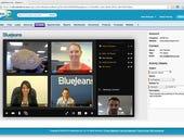 Salesforce.com adds Blue Jeans video conferencing