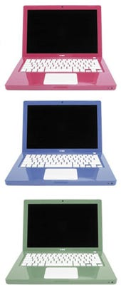 ColorWare MacBooks