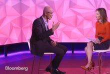 Microsoft's Nadella talks hardware and Windows