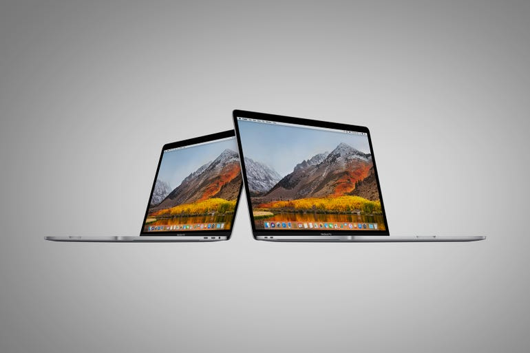 The 2018 MacBook Pro laptops are available now