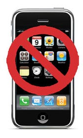 iDenied: Apple shuns iPhone developers, for now