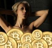 Bitcoin brothel