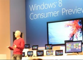 Windows 8: Microsoft's pitch to the enterprise
