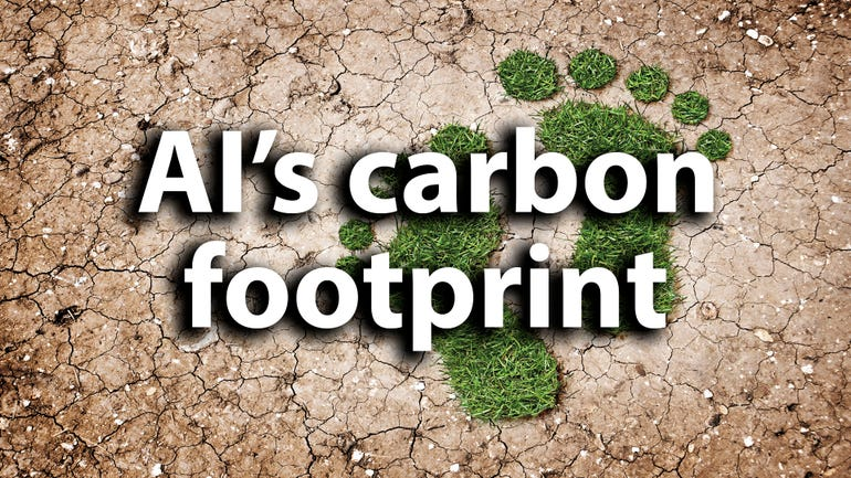 AI can't be bothered about its carbon footprint