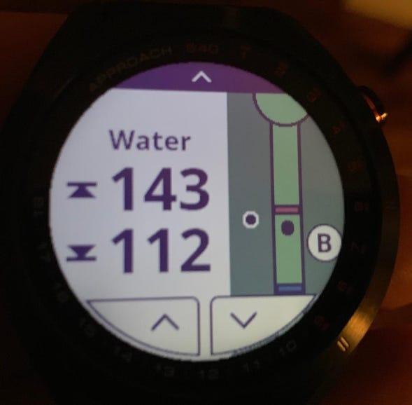 Distances to hazards and other key milestones