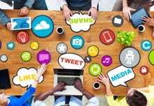 Smart sharing: A business without social media is an office without a door