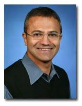 Microsoft search and ad platform chief Satya Nadella