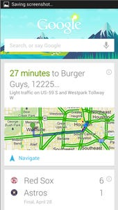 Google Now Note 2