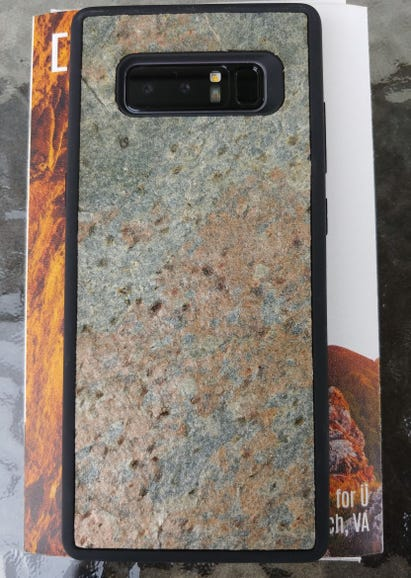 Meteor model WUD Life rock case for the Note 8