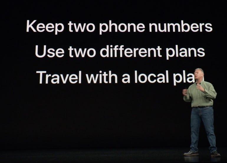 Dual-SIM benefits