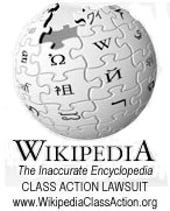Wikipedia class action
