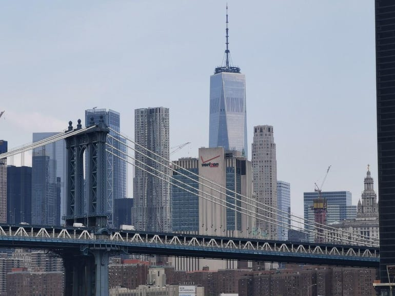Freedom Tower in NYC