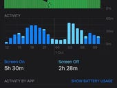 Using iOS 14 to diagnose battery drain