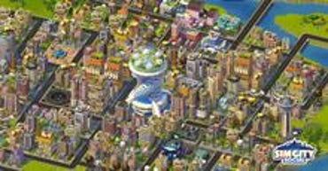 SimCity Social Electronic Arts July 2012