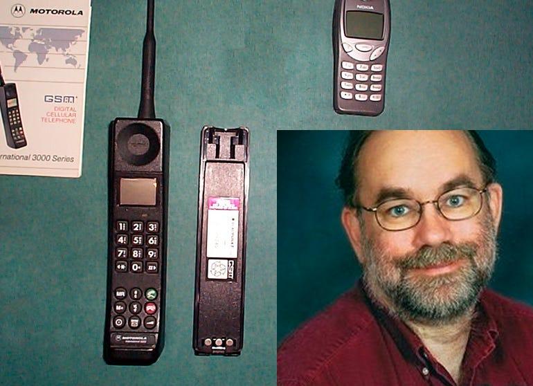 Steven J. Vaughan-Nichols, resident Linux expert