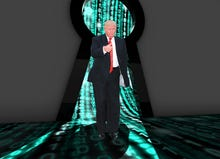 Will Donald Trump's first 100 days as president include a cybercrisis?