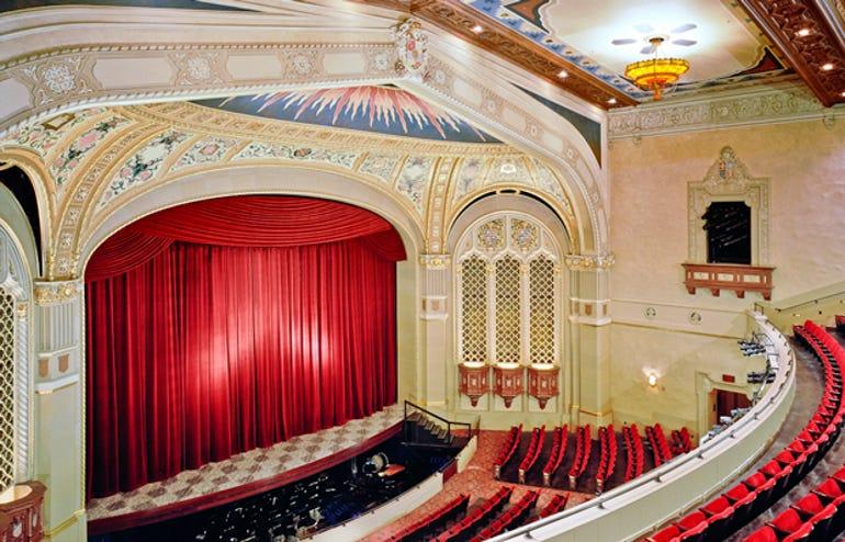 California Theatre in San Jose, California - Jason O'Grady