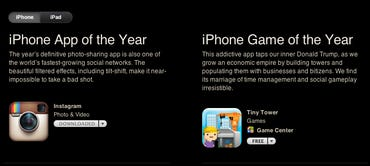 iPhone App and Game of the Year 2011 - Jason O'Grady