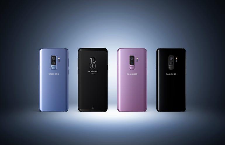 New Galaxy cameras
