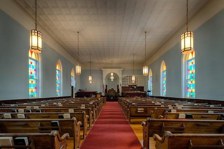 Martin Luther King Jr. Day: King Memorial Baptist Church