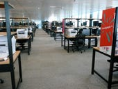 Photos: Inside London 2012 Olympic Games tech lab