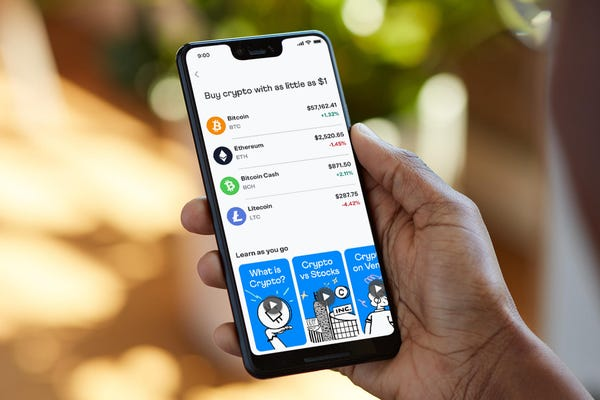 PayPal brings crypto support to Venmo
