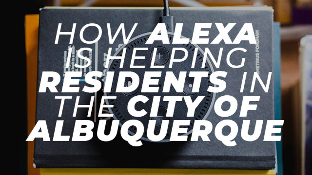 Albuquerque Trash Pickup Christmas 2021 City Of Albuquerque Hires Alexa To Help With Service Requests From Residents Zdnet
