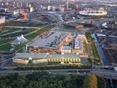 Plexal offers tech start-ups a new home in London's Olympic Park