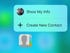 3D Touch for Contacts