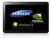 Samsung, Nvidia to demo Windows 8 tablet
