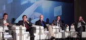 ZDNet Asia IT Priorities 2013 panelists