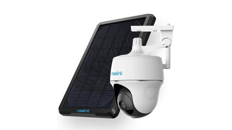 Hands on with the Reolink Argus PT security camera Impressive pan and tilt–with solar power too zdnet