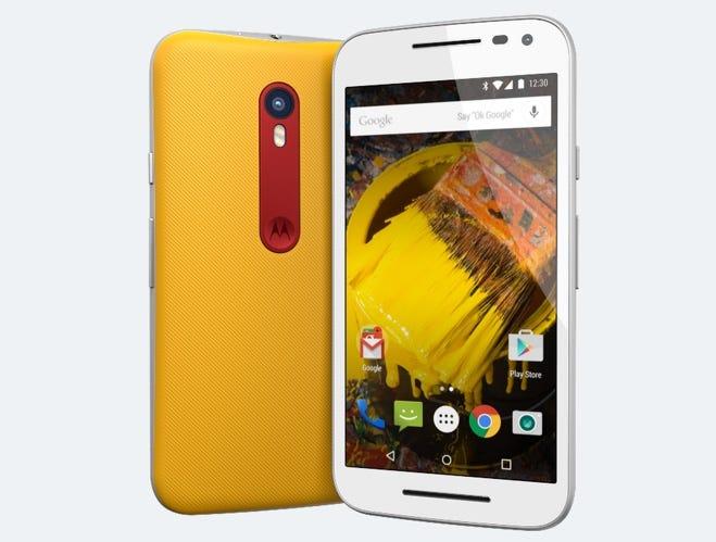Motorola Moto G (late 2015)