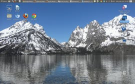 It s back to the future with Linux Mint GNOME 2.x like Cinnamon desktop.