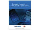 Executive's guide to tablets in the enterprise (free ebook)