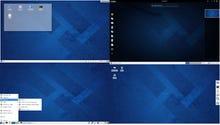 Fedora 20: Hands on with five different desktops