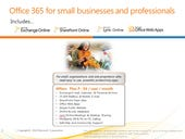 Microsoft Office 365: Is there a plan and pricepoint that's right for you?