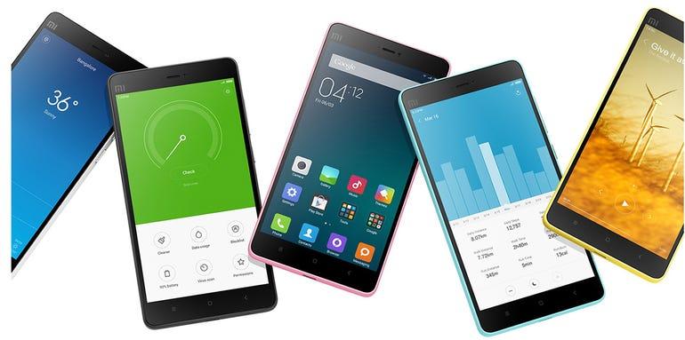 Xiaomi Mi 4i phablet: Stylish looks and great performance ZDNet