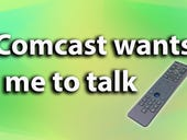 Comcast wants me to talk, but I'm giving it the silent treatment
