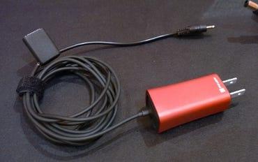 FINsix laptop charger