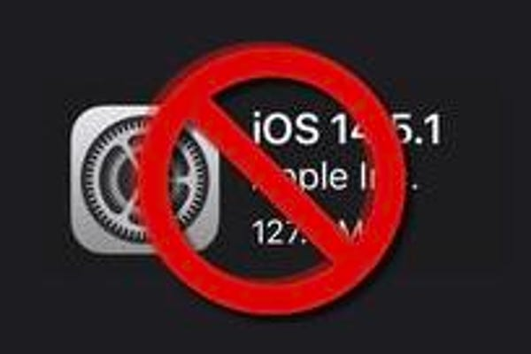 Problems installing iOS 14.5.1? Here's what you need to know