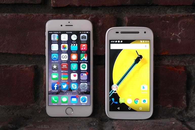 Moto E: An entry-level Android phone