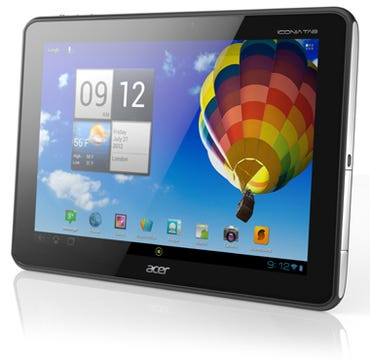 Acer Iconia Tab A510. [Photo Credit: Acer]