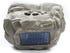 Alpine solar powered outdoor rock speaker