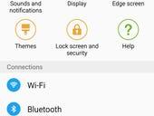 How to configure Samsung's Galaxy S6 Edge screen