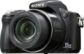 Sony announces two new line-topping cameras: Cyber-shot DSC W300 and DSC-H50