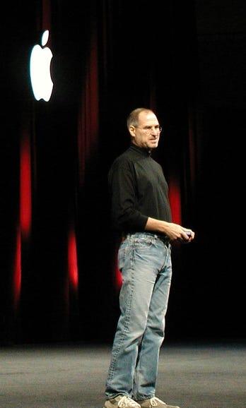 1997: Steve Jobs returns to Apple