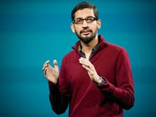 Google CEO Pichai says devices will fade away - but launches new hardware division