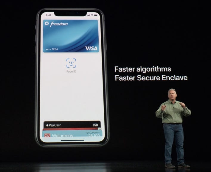 Same security as the higher-end models