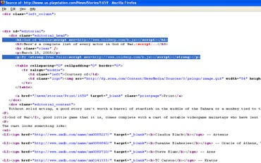 Sony PlayStationÂ's site SQL injected